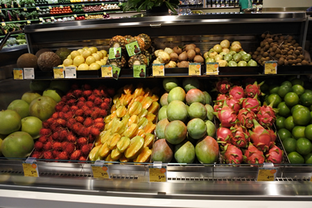 0831 local grown fruit